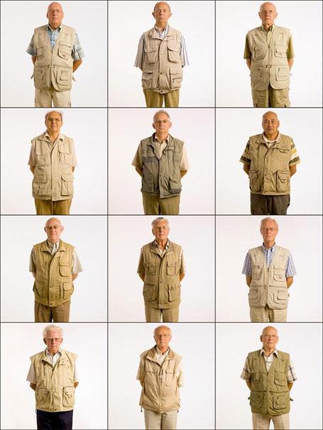 Camouflagekleding voorbeelden