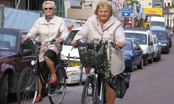 Camouflagekleding in het verkeer