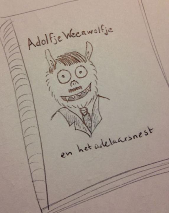 Adolfje Weerwolfje