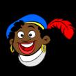 Zwarte Piet klein